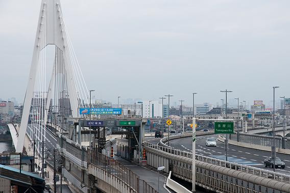首都高速道路 大師出入口(横浜方向)開通記念一般開放イベント