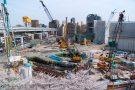 首都高速道路 大橋ジャンクション 目黒川さくらフェスタ2007 建設現場見学
