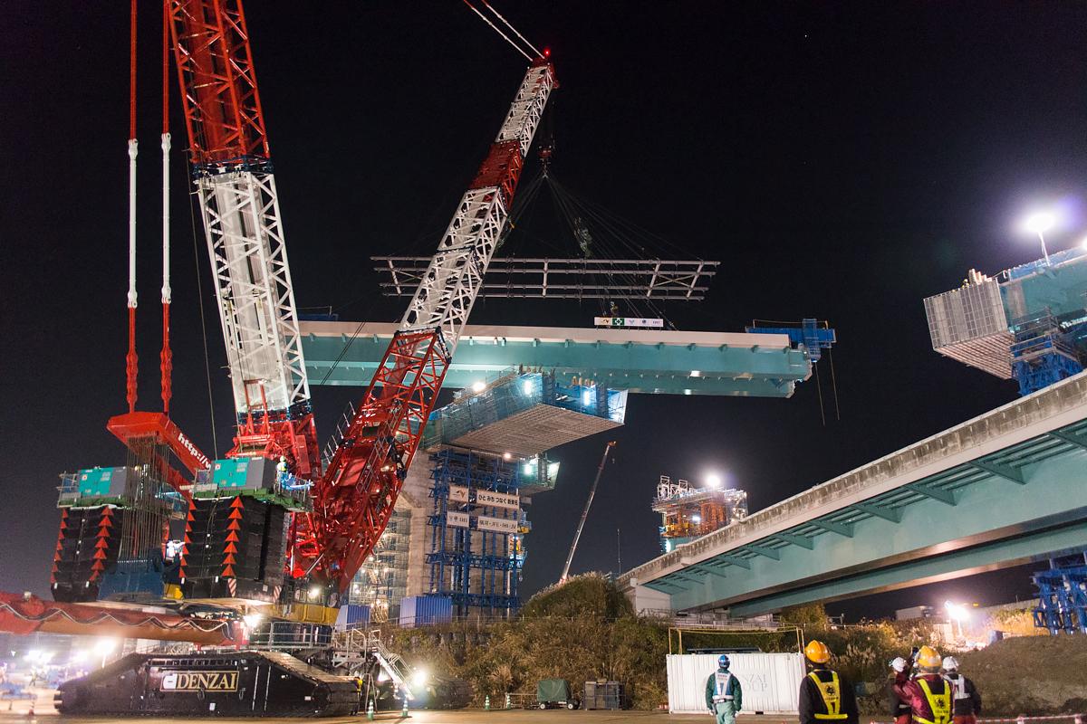 工事 高速 道路 新 東名