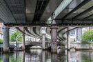 首都高速道路 日本橋区間地下化事業 現場見学